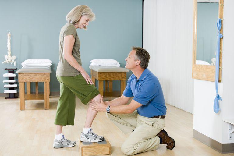 Latihan Pt Untuk Meniscus Tear Di Lutut Anda
