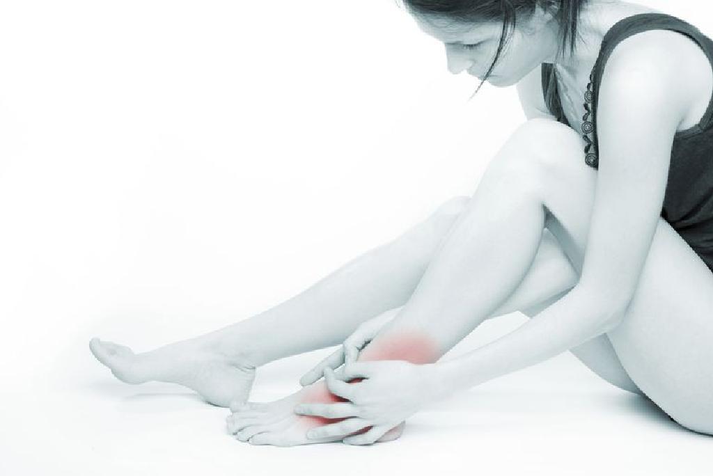 umflarea pe articulația gleznei cauzele