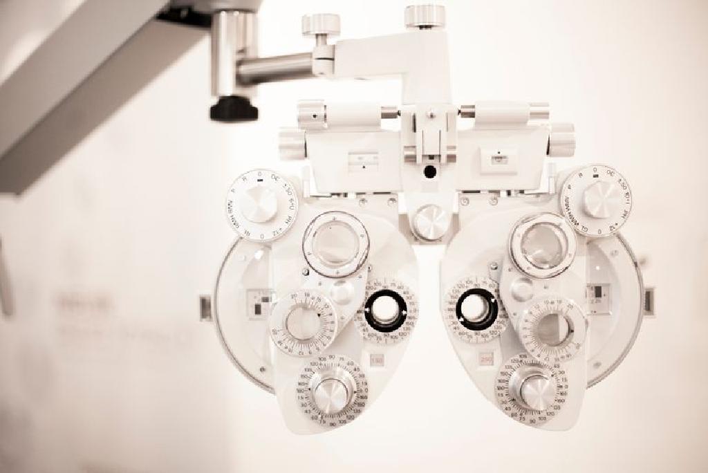 acuitatea vizuală 11