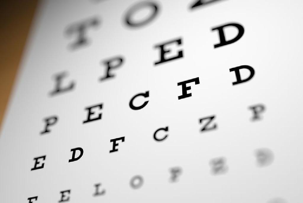 Ce este măsurarea acuității vizuale, Determinarea acuitatii vizuale