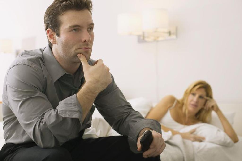 de ce nu apare o erecție în timpul actului sexual)
