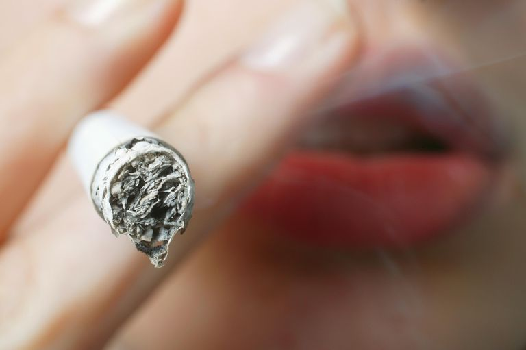 Víra vystavena kouření